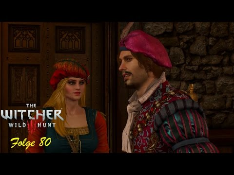 The Witcher 3 - Wild Hunt #080 (German) - Theater mit Rittersporn