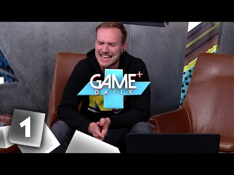 [1/4] Fifa 17 & Lego Dimensions | Game Plus Daily mit Lars | 29.09.2016