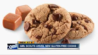 Girl Scouts introduce new gluten-free cookie