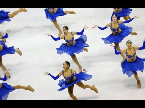 19 Team Finland 2 (FIN) - ISU World Junior Synchronized Championsh Junior Synchronized Skating Free