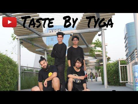 Taste - Tyga ft. Offset | Choreography by Hemant X Harry