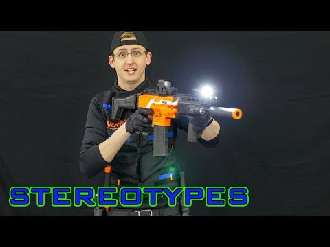 NERF STEREOTYPES | THE LOW-LIGHT OPERATOR