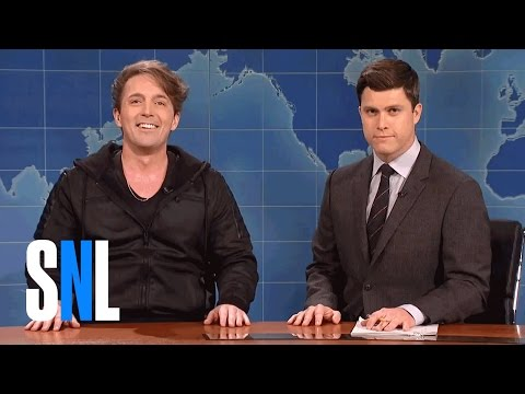 Weekend Update: Beck Bennett  SNL