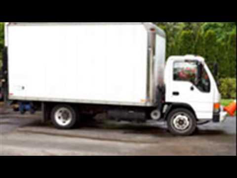 Box truck insurance
