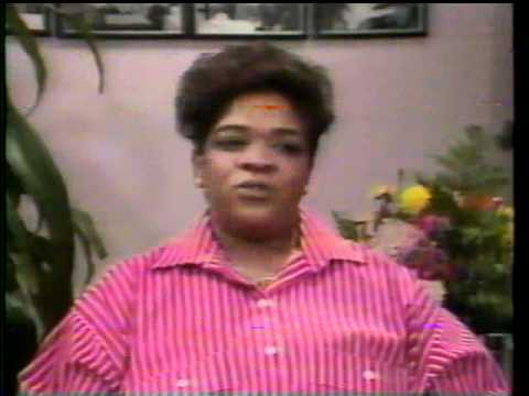 Nell Carter: A very candid interview about her drug use. (1986)