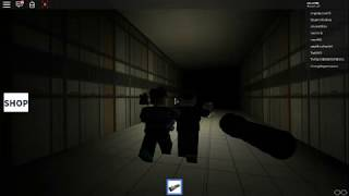 Roblox #6 The Horror Elevator {bad quality}