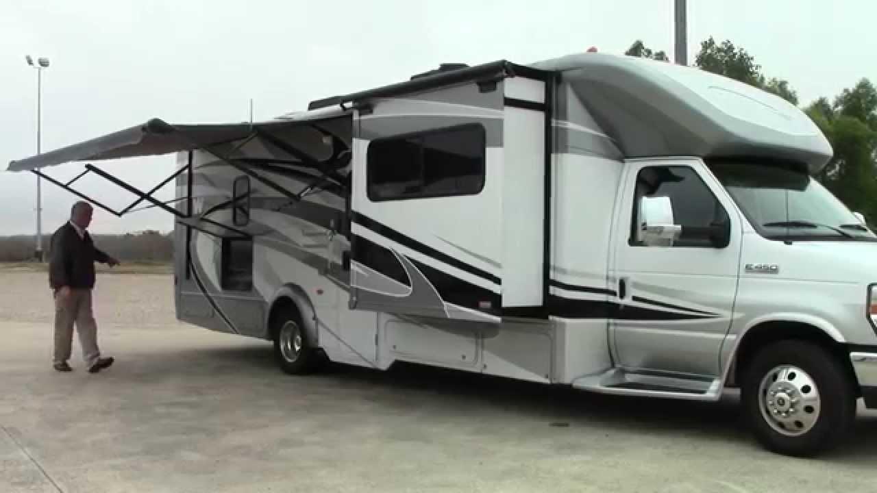 Preowned 2013 Winnebago Aspect 30c Class C Motorhome Rv