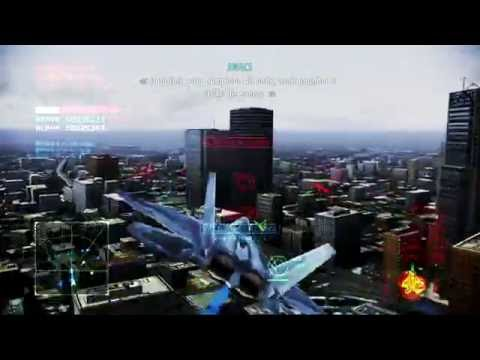#15 Ace Combat Infinity Coop Tokyo Maritial Low