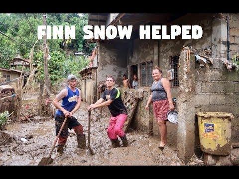 VISITING A CANADIAN AND FILIPINOS IN MINDANAO (Finn Snow Eats Ginamos)