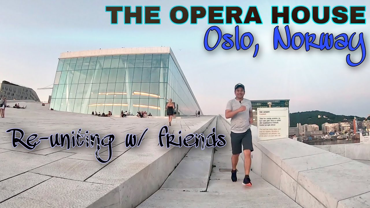 The Opera House (Oslo, Norway)
