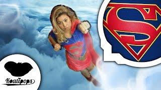 Supergirl Costume | 5$ Costume | How To
