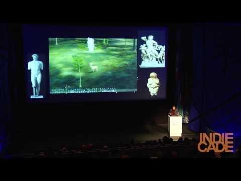 "Indiecade East 2014: ""Let's Make a Video Game!"" - Auriea Harvey (keynote)"