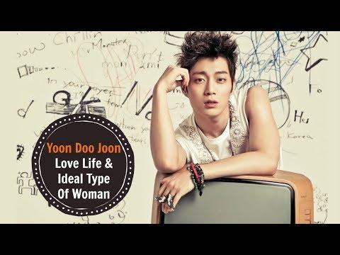 Yoon Doo Joon - Love Life & Ideal Type Of Woman
