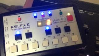 (Özel Baskı) 4 Pro Kelfar AK Demo