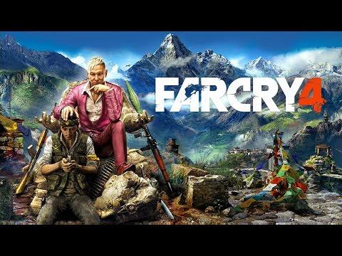 Far Cry 4  Game Movie