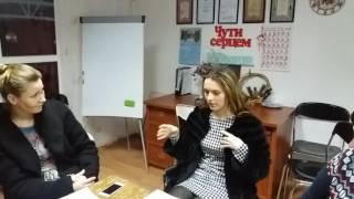 Курсы жестового языка в СЛЫШАТЬ СЕРДЦЕМ.Диалоги