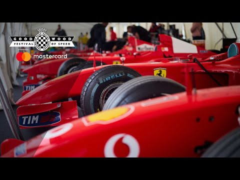 celebrating-michael-schumacher's-racing-career-at-festival-of-speed