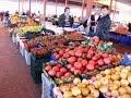 Lutz + Bine Großer Bauernmarkt in der Türkei /Manavgat