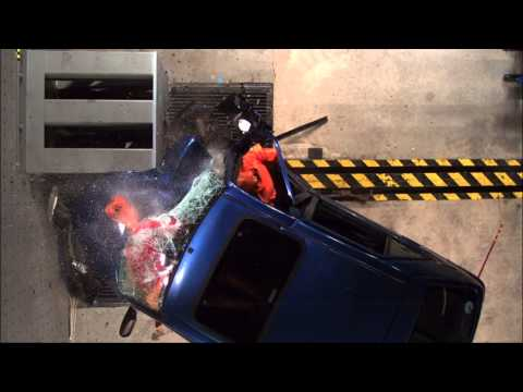 Peugeot 106 Test Crash