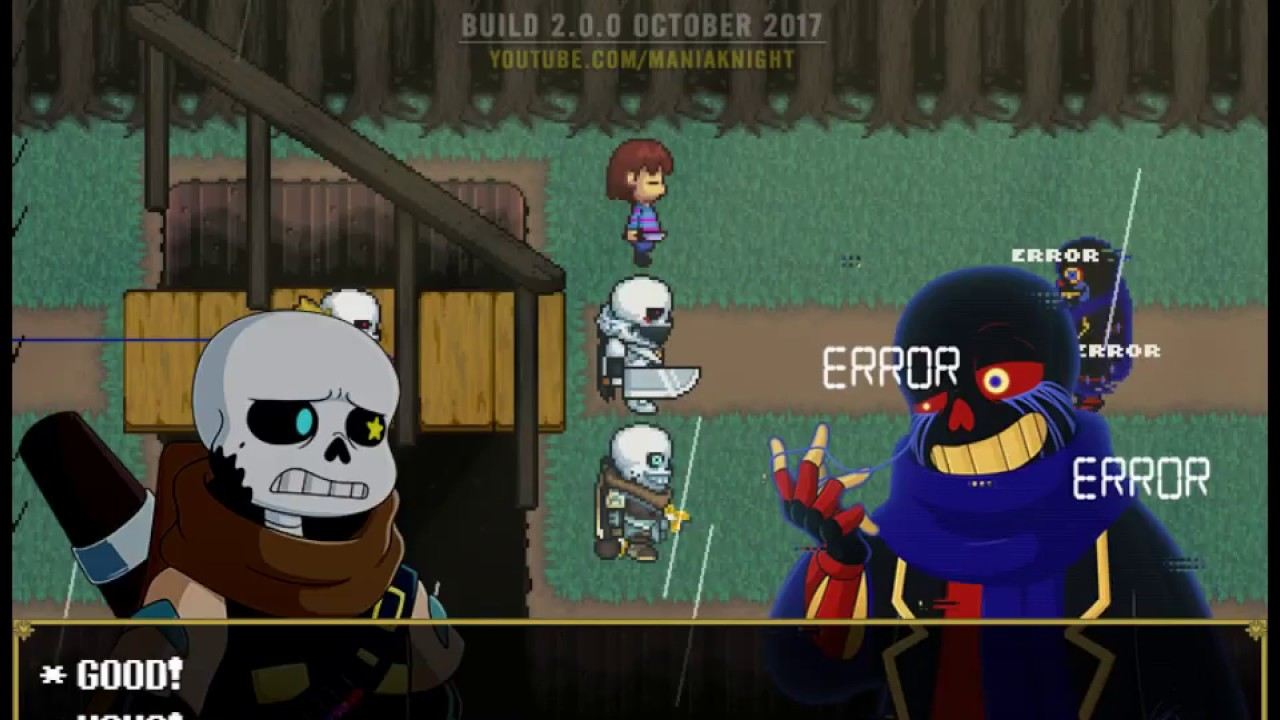 Ink Sans Yo It Ruru X Sans Error Check