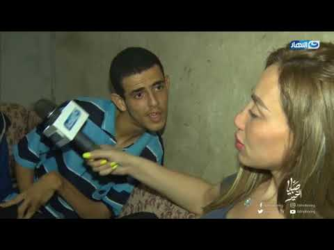 صبايا الخير | شاب يفاجئ ريهام سعيد امام الكاميرات بافعال غريبة تثير دهشتها