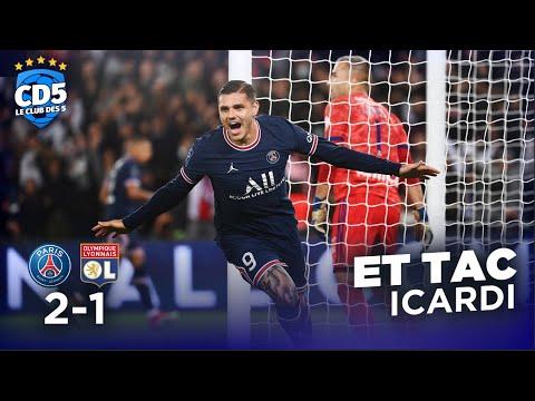 Download Paris SG vs Lyon (2-1) / Juventus vs AC Milan (1-1) - CD5 #934 - #CD5