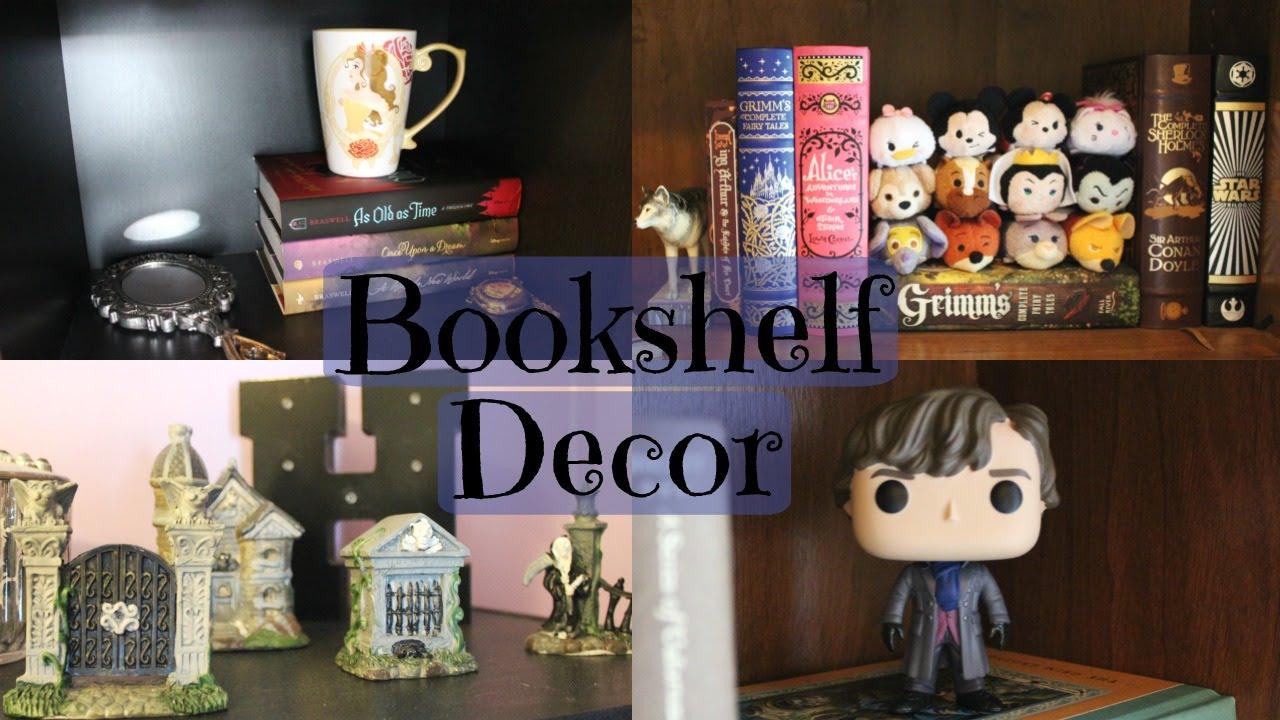 Bookshelf Decor Haul Disney Funko Pops More
