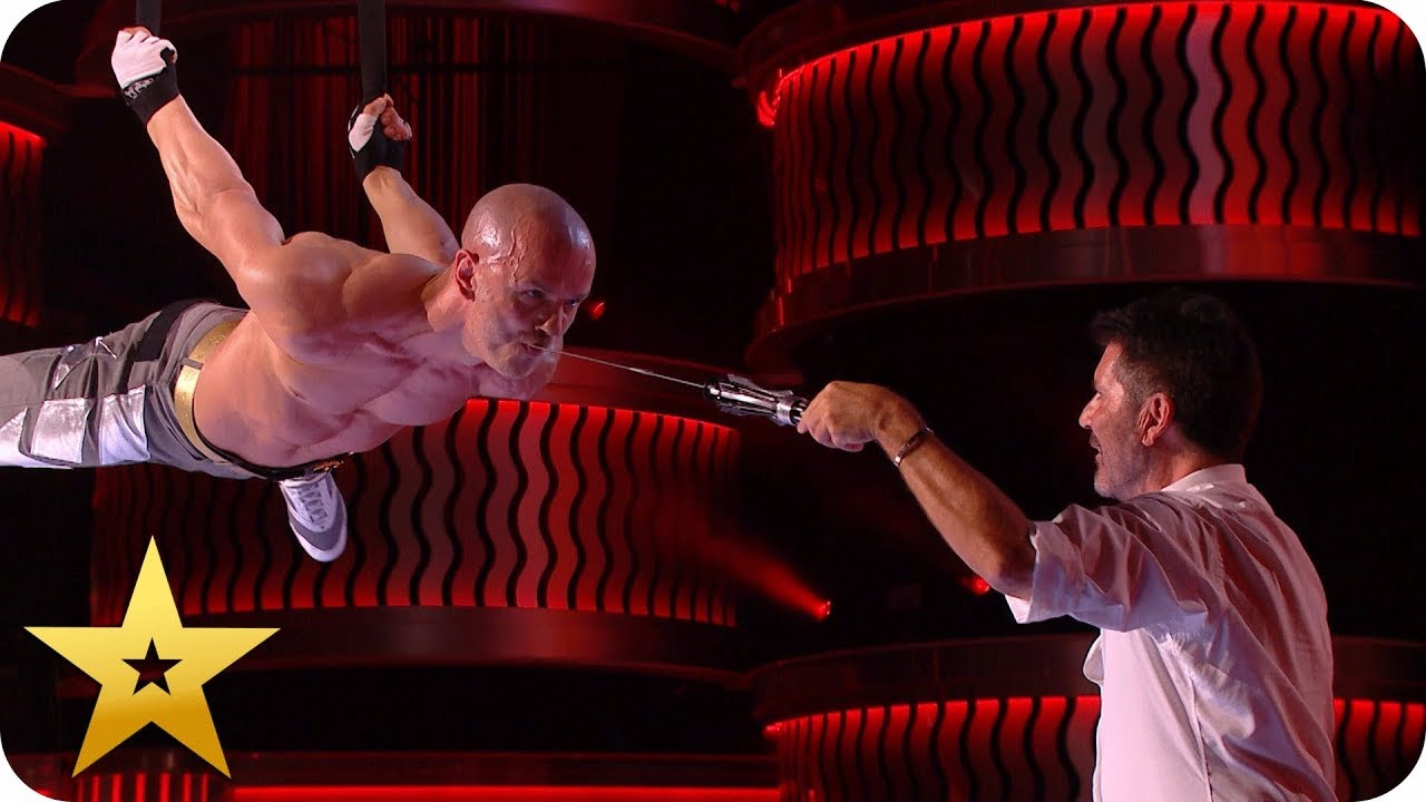Download Most DANGEROUS acts from BGT: The Champions