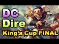 DC vs DIRE - GRAND FINAL - King's Cup America DOTA 2