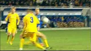 Украина - Молдова 2-1 Суворов гол-красавец(, 2013-03-26T20:42:54.000Z)