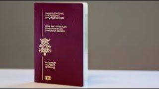 سهولة الحصول على الجنسية البلجيكية: للمتقاعد أو المعاق أو العاجز  أو  المقيم  عشر سنوات ببلجيكا