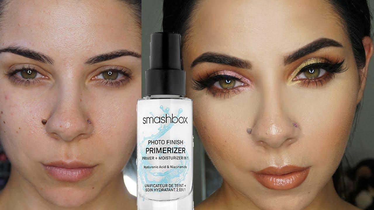 Worlds Best Makeup Primer Smashbox Photo Finish Primerizer First