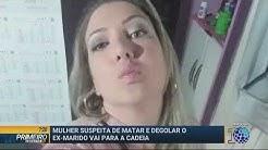 'Pistoleira' é encontrada e presa em Rio do Sul - Primeiro Impacto PR (13/11/18)