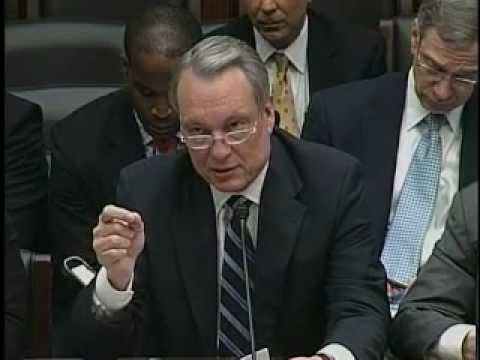 Richard H. Baker Testimony Before the House Committee on Financial Services