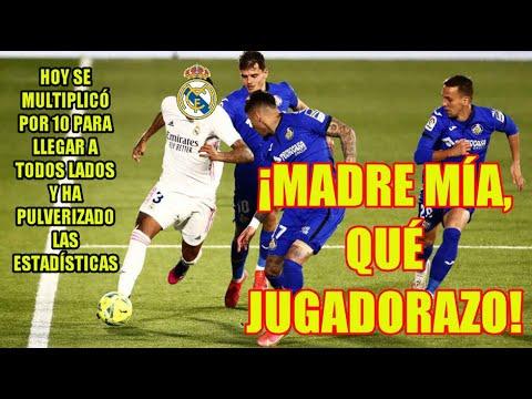 MADRE, QUÉ PEDAZO DE JUGADOR | El Real Madrid tenía una joya | Getafe 0-0 Real Madrid
