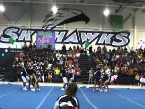 Summit High School Fontana 2014 - Varsity Cheer