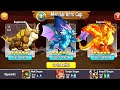 - Dragon City: Double Terra Dragon | NEW League Battle 400 MAX LEVEL 😱