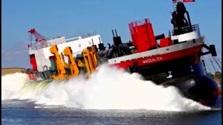 Top 10 Large Ships launches