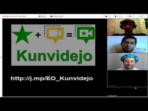 познакомился эсперанто