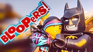 The Lego Movie BLOOPERS (2014)  Chris Pratt, Morgan Freeman Movie HD