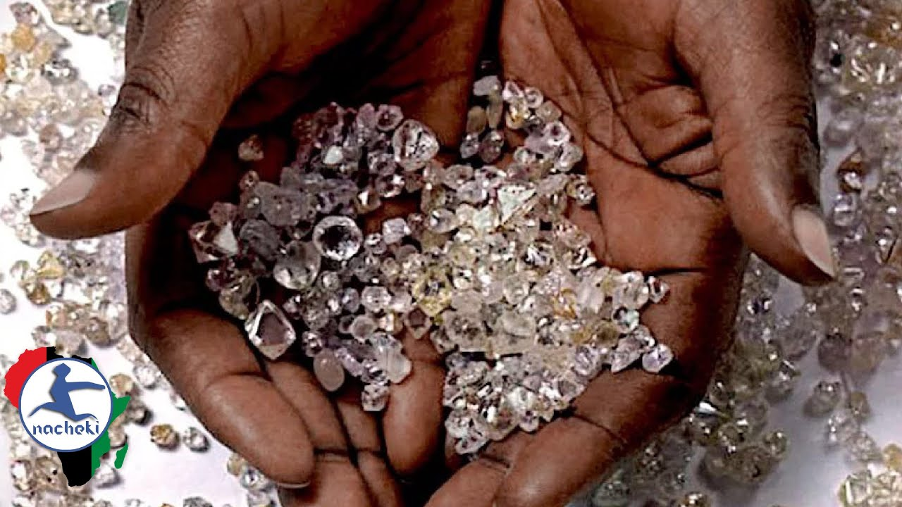 Top 10 Diamond Producing Countries in Africa