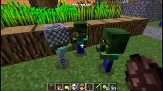 Minecraft - B06 - Honey, Our Zombie Kids Are...