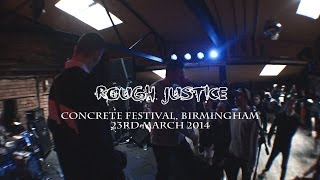 ROUGH JUSTICE (FULL SET) - Concrete Festival, Birmingham