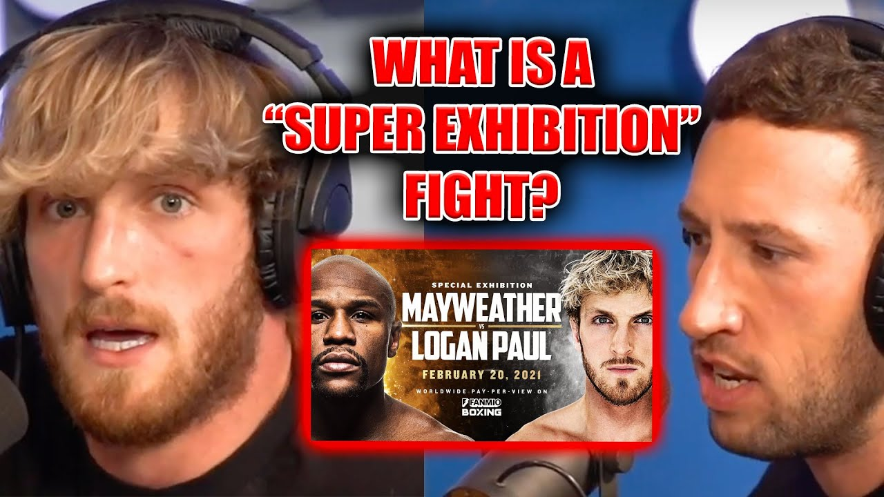 Floyd Mayweather vs. Logan Paul exhibition boxing match set for ...