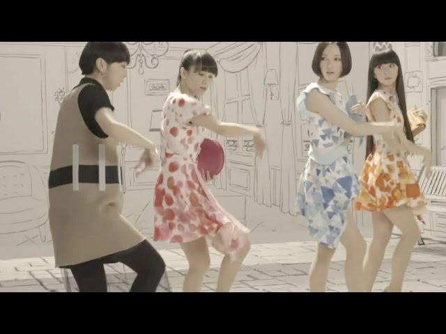 Perfume新曲公開/サンスター「Ora2」CMメイキング