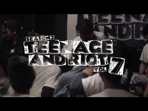 Teenage and Riot Season 2 : Vol  7