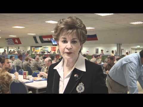Rep Madeleine Bordallo Shoutout