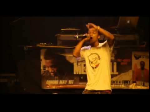 LIL SNUPE & MEEK MILL LIVE IN PHILLY R I P  LIL SNUPE