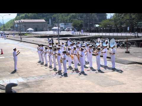 「宇宙戦艦ヤマト」海上自衛隊 2014舞鶴展示訓練 Space Cruiser Yamato