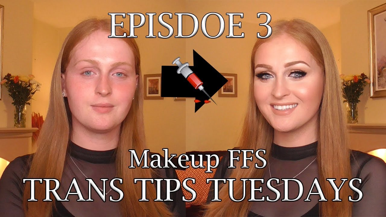 MTF Transitioning Makeup Tips  TRANS TIPS TUESDAY  EPISODE 9
